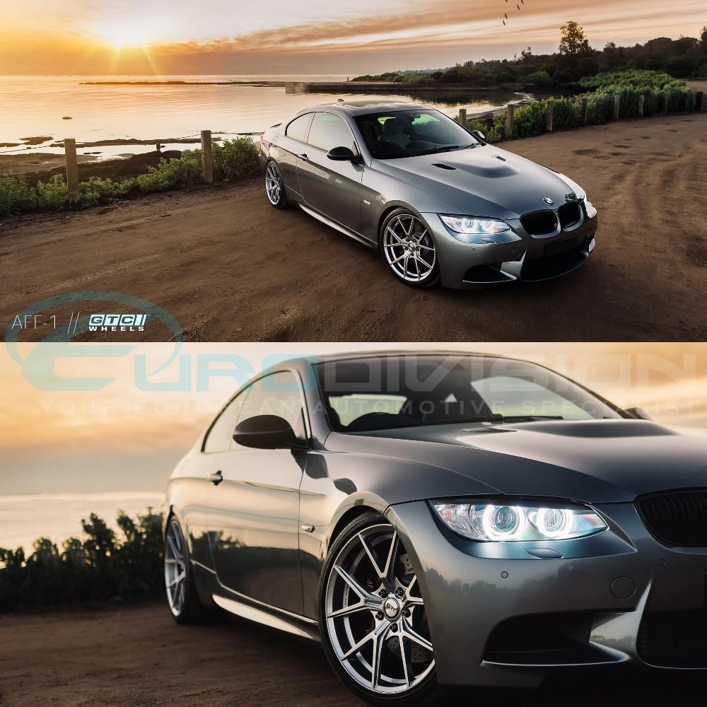 BMW M3 Style Bonnet E92 Pre-LCI Non M Fitment Metal Hood