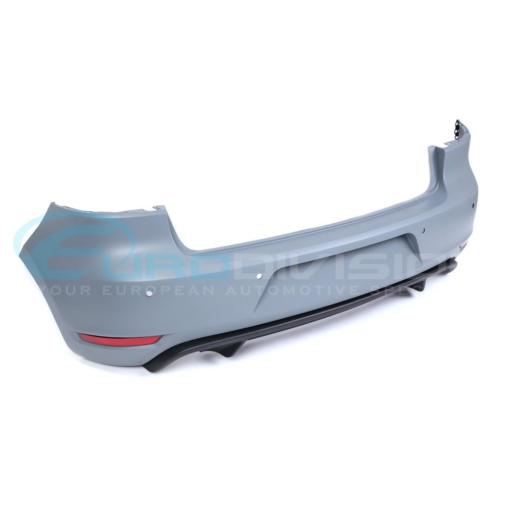 vw gti mk6 rear bumper