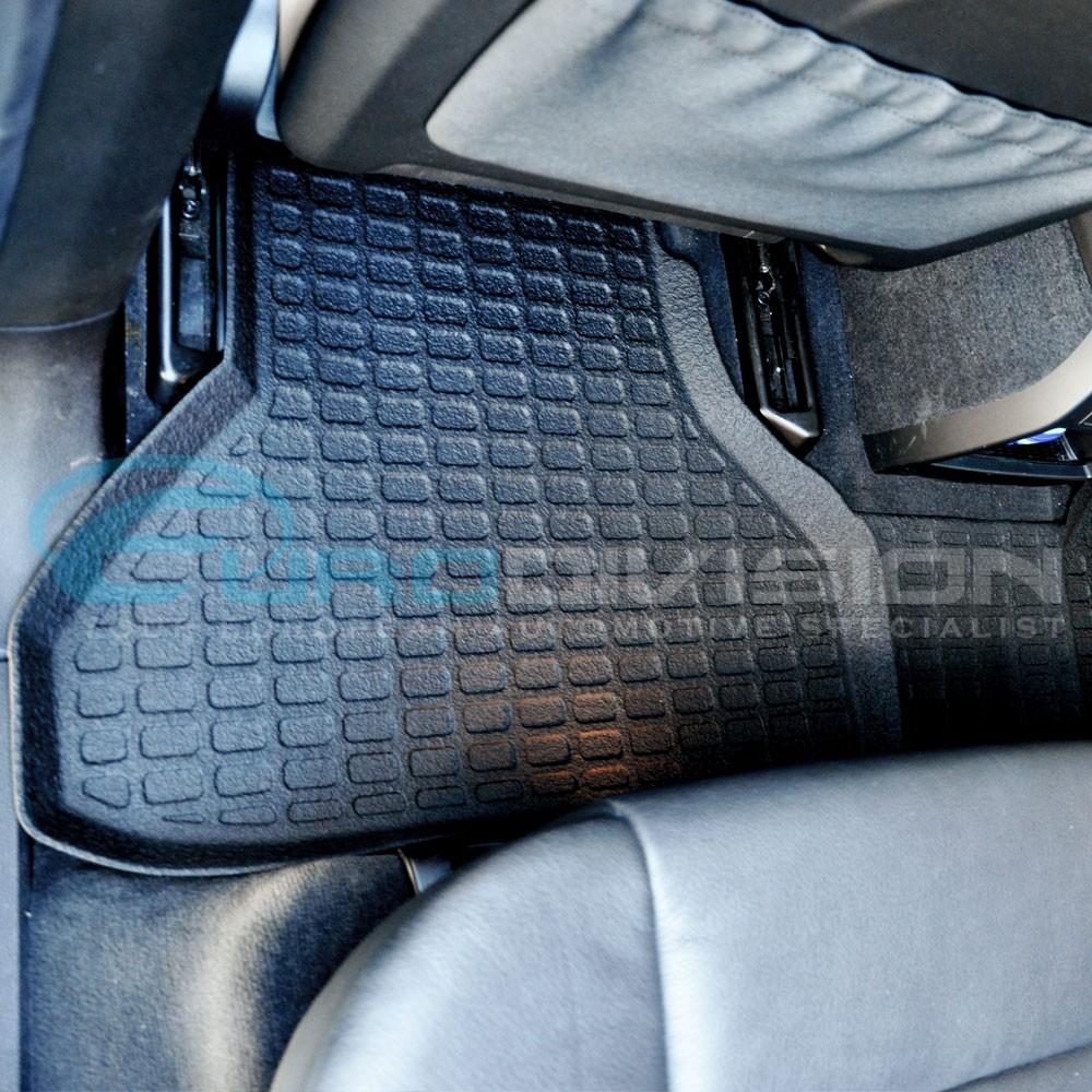 Floor mats x5 bmw - Bmw X5 E70 Rubber Interior Floor Mats