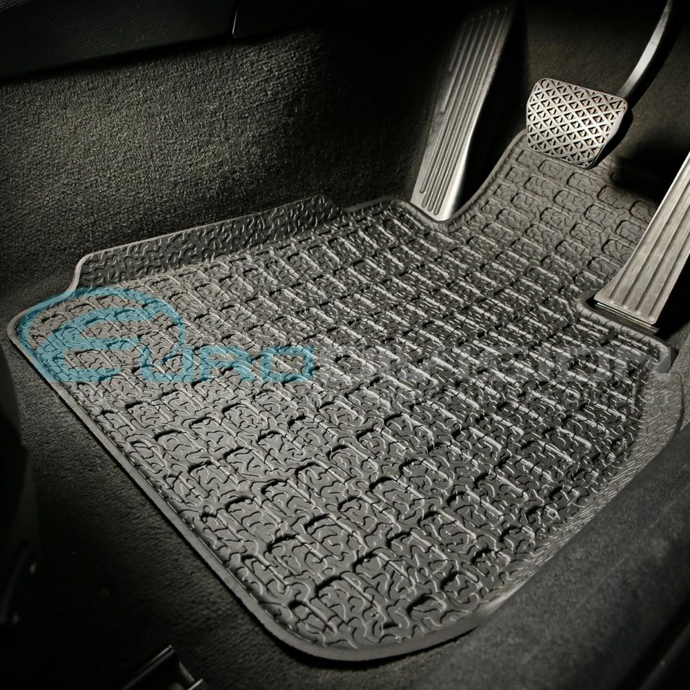 Bmw 3 series e92 coupe e93 convertible rubber interior floor mats