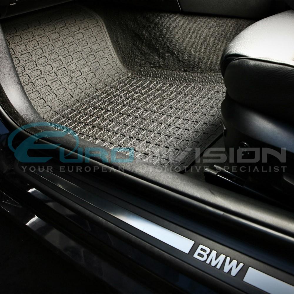 Bmw floor mats x1 - Bmw X1 E84 Facelift Lci Rubber Interior Floor Mats