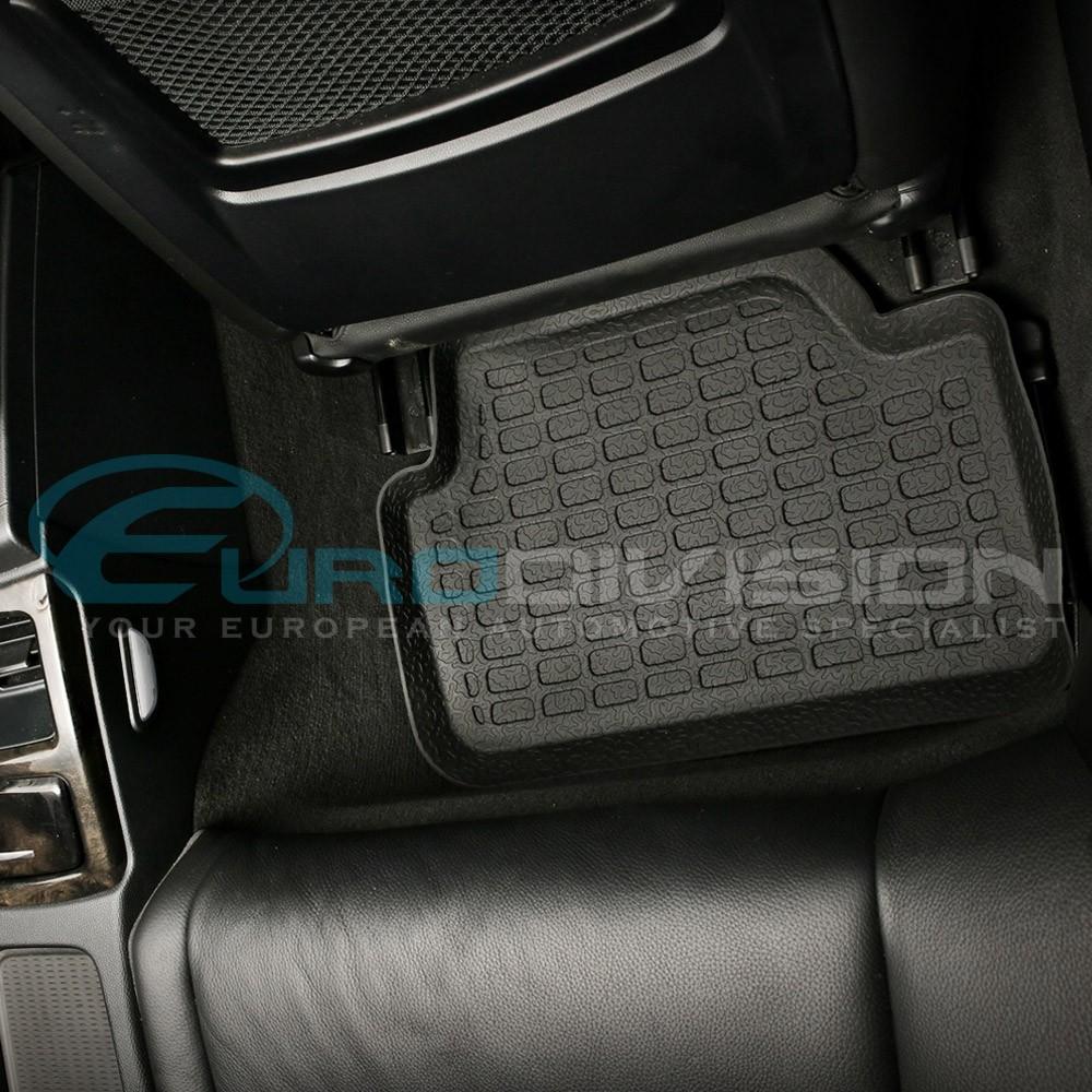 Bmw rubber floor mats e90 - Bmw 3 Series E90 Sedan E91 Wagon Rubber Interior Floor Mats
