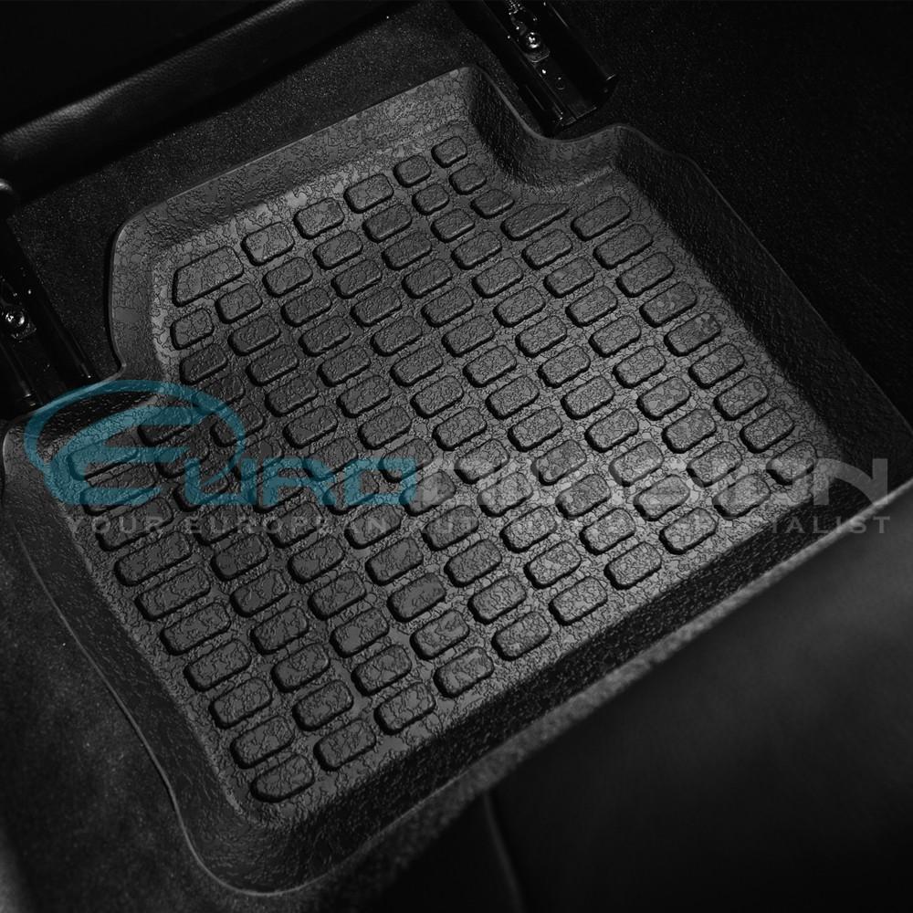 Bmw 1 series f20 hatchback rubber interior floor mats
