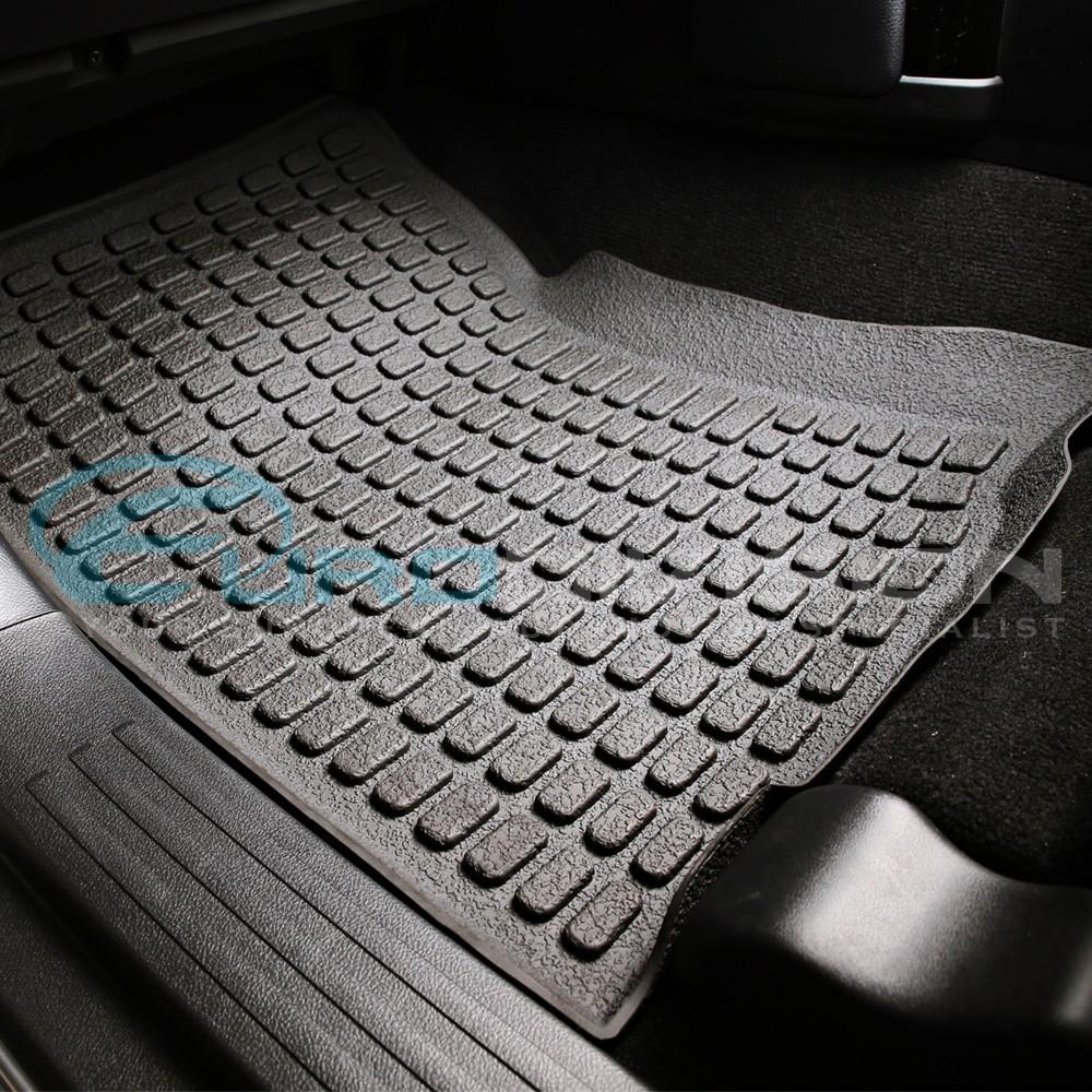 Toyota Prado 150 Series 3d Rubber Floor Mats Custom