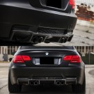 BMW M Series E90 / E92 / E93 M3 Carbon Fibre Performance Rear Diffuser
