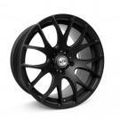 "GTC Wheels GT-CR 19"" Matte Black VW Golf MK5 / MK6/ MK7 Fitment"