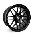 "GTC Wheels GT-CS 19"" Staggered Matte Black BMW 5 Series E60 Fitment"