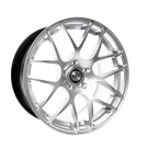 "GTC Wheels GT-CX 19"" Staggered Hyper Silver BMW 3 Series E90 E91 E92 E93 Fitment"