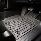 Toyota Land Cruiser Prado 150 Series Rubber Interior Floor Mats 2009 - 2013