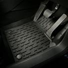 Volkswagen Tiguan Rubber Interior Floor Mats 2008 to 2018