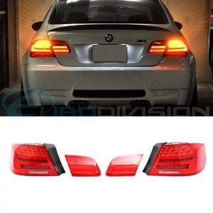 BMW OEM E92 Coupe LCI Style Tail Lights 320i 323i 325i 330i 335i M3