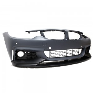 BMW M Performance Style Front Bumper 4 Series F32 / F33 / F36 Fitment