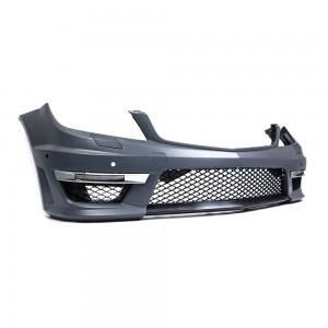 Mercedes C63 AMG Style Front Bumper C Class Facelift W204 Sedan / C204 Coupe Fitment