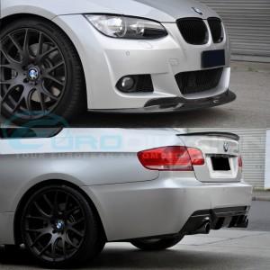 "GTC Wheels GT-CR 19"" Square Matte Anthracite BMW 3 Series E46 Coupe / Sedan / Convertible Fitment"