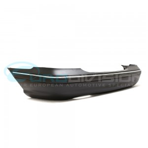 Mercedes AMG Style Rear Bumper C Class W203 Sedan Fitment-Mercedes Rear Bumper *CLICK & COLLECT ONLY*