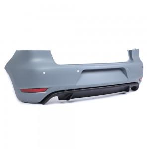 Volkswagen VW GTI Style Rear Bumper Golf MK6 TSI TDI GTI wo Sensors *CLICK & COLLECT ONLY*