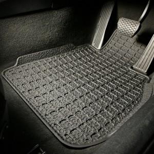 BMW E87 Hatchback Rubber Interior Floor Mats 1 Series