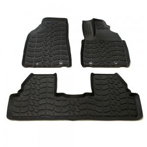 Lexus RX Series 2012+ Rubber Interior Floor Mats RX270 RX350 RX470h