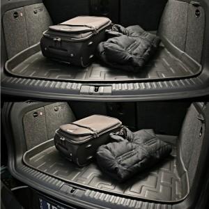 Volkswagen Tiguan Boot Cargo Liner Trunk Mat