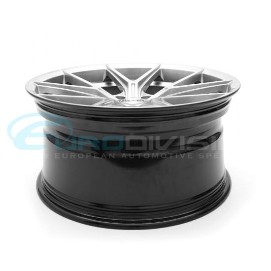 "GTC Wheels AFF-1 Gloss Silver 19"" BMW 3 Series F30 Fitment"