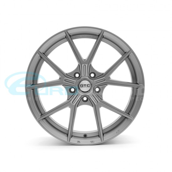 """GTC Wheels AFF-1 Space Graphite 19"""" BMW 3 Series F30 Fitment"""