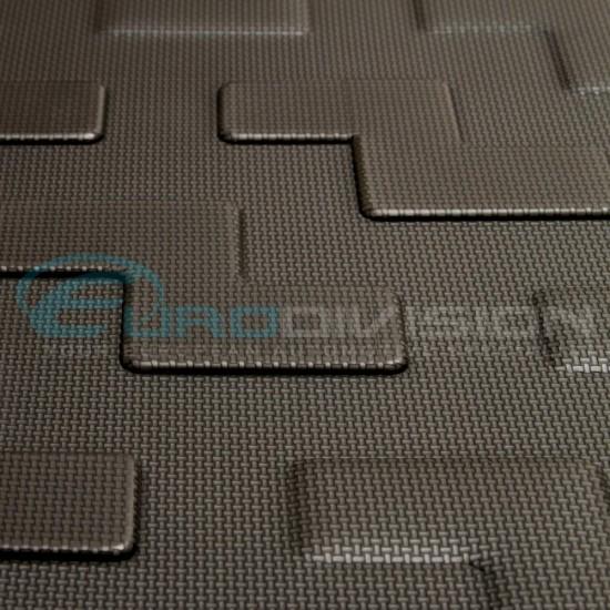 Mercedes C Class W204 Sedan Boot Cargo Liner Trunk Mat