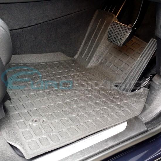 Bmw X6 E71 Rubber Interior Floor Mats Euro Division Your