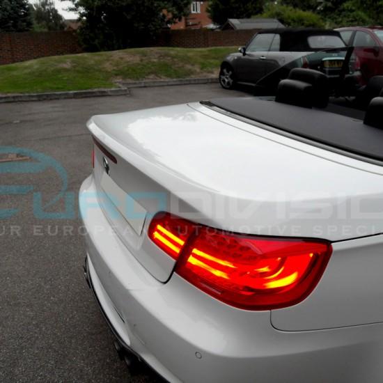 BMW 3 Series E93 Convertible Lightweight Carbon Fibre CSL Trunk Boot Lid
