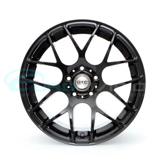 "GTC Wheels GT-CX 19"" Square Gloss Black BMW 5 Series F10 Fitment"