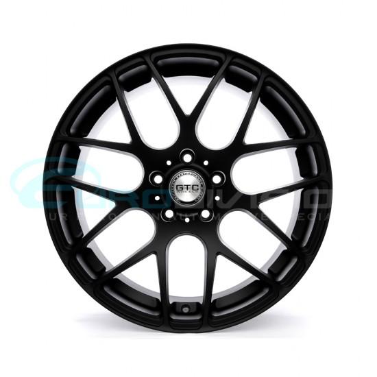 "GTC Wheels GT-CX 18"" Staggered Matte Black BMW 3 Series F30 Fitment"