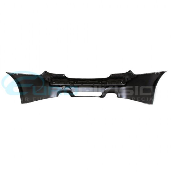 BMW M5 Style Rear Bumper E60 Sedan Fitment 08-09 + Quad Muffler System *CLICK & COLLECT ONLY*