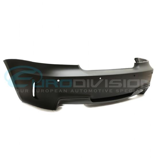 BMW 1M Style Rear Bumper E82 Coupe / E88 Convertible Fitment
