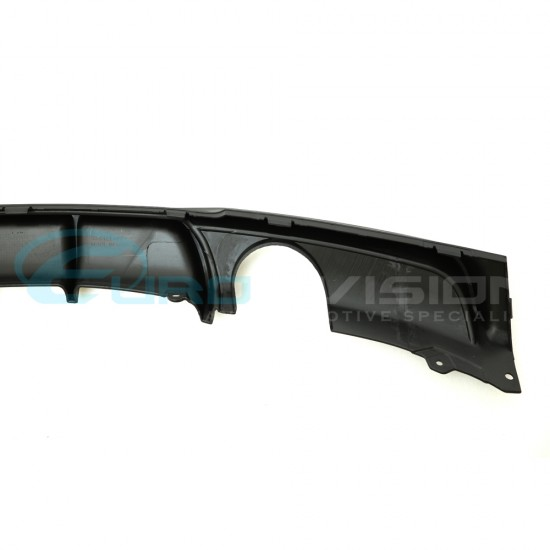 BMW 3 Series F30 Sedan M Performance Style Rear Diffuser 335i 340i