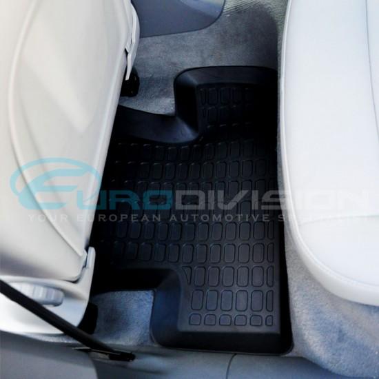 Audi Q5 Rubber Interior Floor Mats