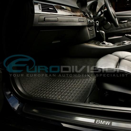 BMW 3 Series E92 Coupe / E93 Convertible Rubber Interior Floor Mats