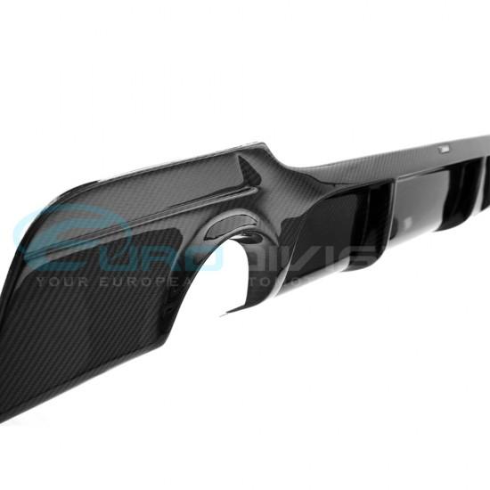 BMW 3 Series E92 Coupe / E93 Convertible Carbon Fibre Performance Rear Diffuser
