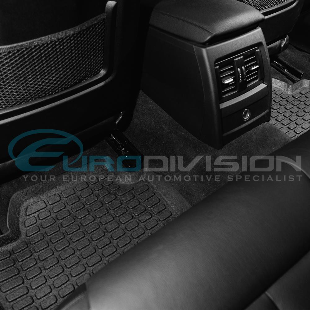 bmw 3 series f30 sedan rubber interior floor mats ebay. Black Bedroom Furniture Sets. Home Design Ideas